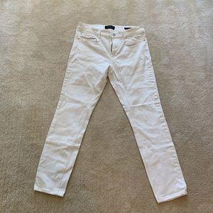 PAC sun men's skinny white jeans size 32x 30